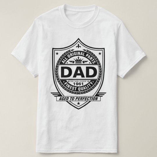 Dad Funny All Original Parts Men's T-Shirt
