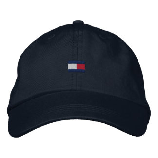 Dad Hat red, white, & blue Embroidered Baseball Cap
