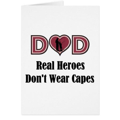 Dad Hero Cards