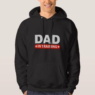 Dad In Training Hoodie