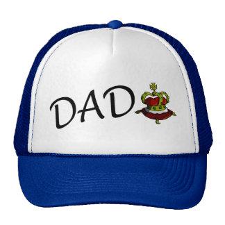 Dad King Cap