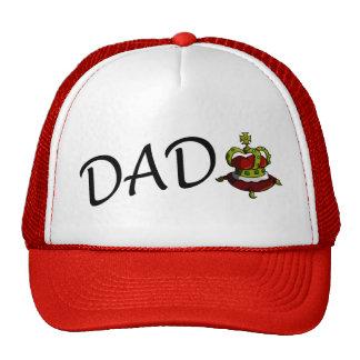 Dad King Mesh Hat
