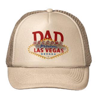 DAD Las Vegas Cap Mesh Hats
