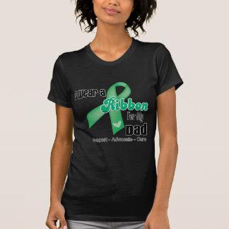 Dad - Liver Cancer Ribbon Tee Shirts