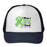 Dad - Lymphoma Ribbon Trucker Hat