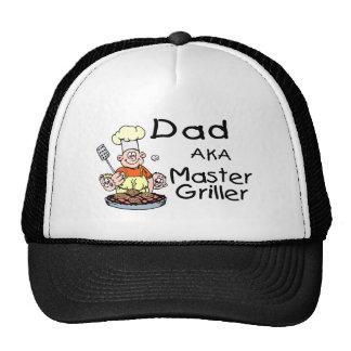 Dad Master Griller Hats