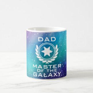 Dad Master Of The Galaxy Classic Mug
