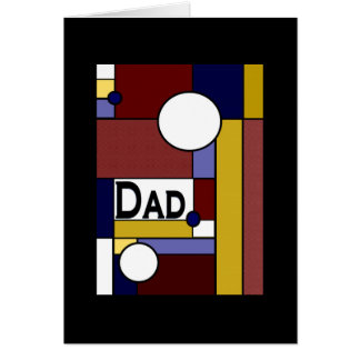 Dad - Meaningful Blank Card