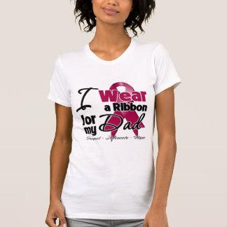 Dad - Multiple Myeloma Ribbon T-Shirt