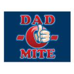 Dad-O-Mite Postcards