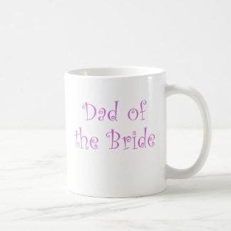 Dad of the Bride Mug