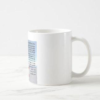 Dad Poem - Darts Design Coffee Mug
