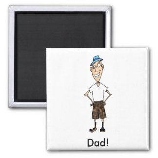 Dad Products Magnets