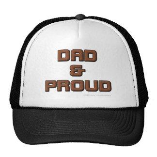 DAD & PROUD CAP