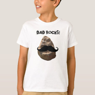 DAD ROCKS! T-Shirt