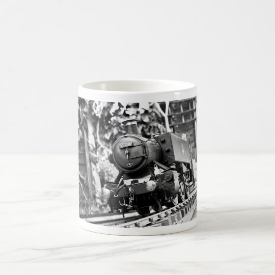 DAD Steam train mug