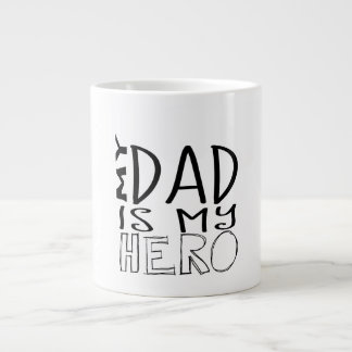 Dad Superhero mug