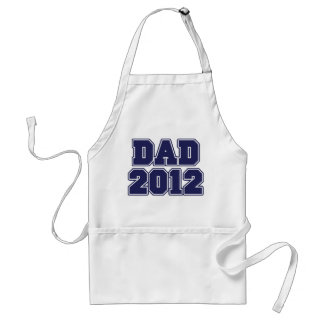 Dad to be 2012 standard apron