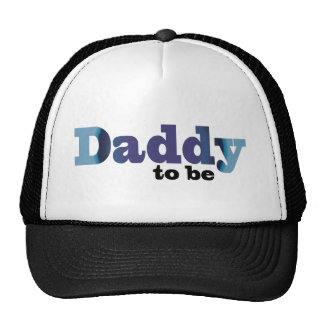 dad-to-be gifts mesh hat