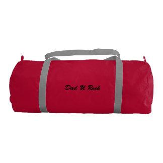 Dad U Rock Gym Bag