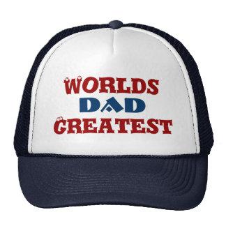 DAD, Worlds, Greatest Cap