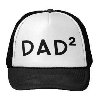 Dad x 2 cap