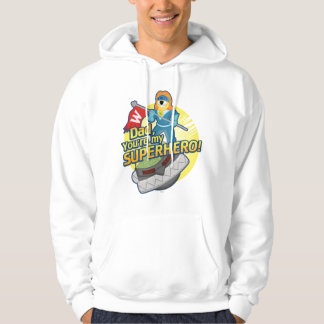 Dad, You're My Superhero Hoodie