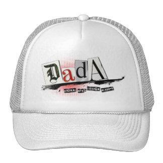 DADA Hat White