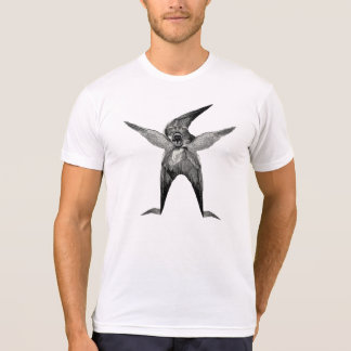 Dada inspired quirky wingman tshirt