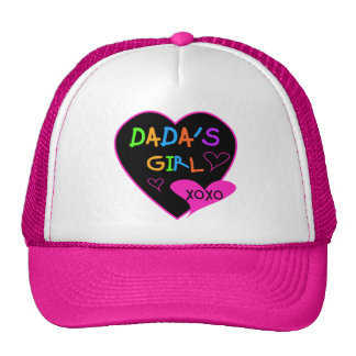Dada's Girl T-Shirt, Mug, Button, Magnet, More Cap