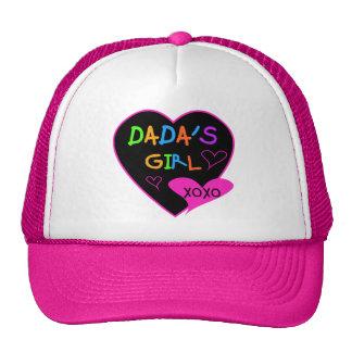 Dada's Girl T-Shirt, Mug, Button, Magnet, More Trucker Hat