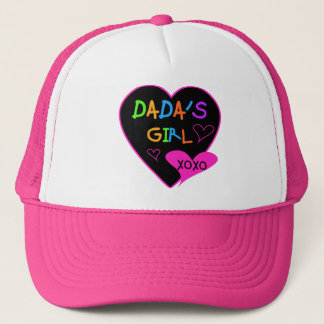 Dada's Girl T-Shirt, Mug, Button, Magnet, More Trucker Hat