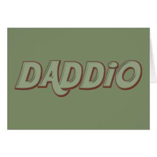 Daddio Card