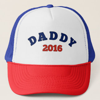Daddy 2016 trucker hat