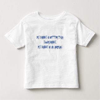 Daddy-Airman T Shirts