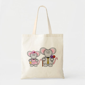 Daddy and Mummy Mouse Bag
