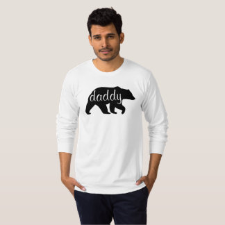 Daddy Bear Long Sleeve T-Shirt