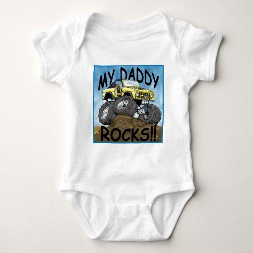 Daddy_Bronco_Yellow.jpg Tshirts