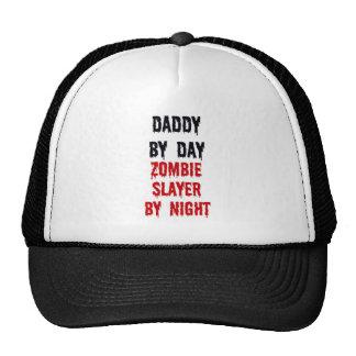 Daddy By Day Zombie Slayer By Night Cap