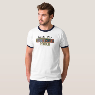 Daddy-cated reader - Personalized Shirt for Father