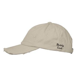 Daddy Cool Embroidered Baseball Caps