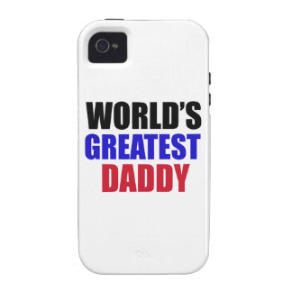 daddy design vibe iPhone 4 covers