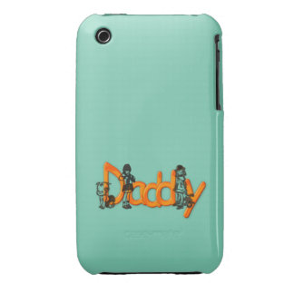 Daddy Design iPhone 3 Case-Mate Cases