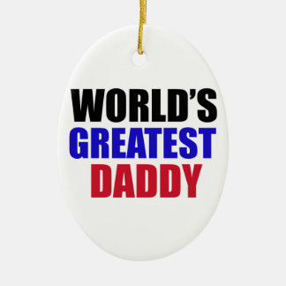 daddy design christmas ornament