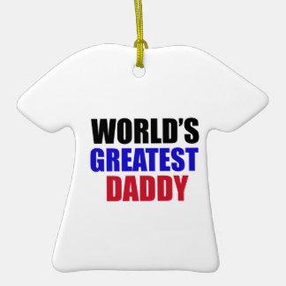 daddy design ornament