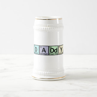 Daddy Elements Coffee Mugs