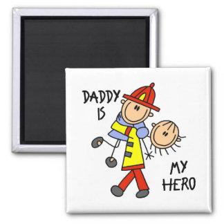 Daddy Firefighter Children s Gift Fridge Magnets
