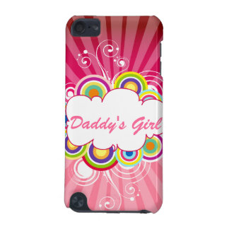 Daddy Girl mobile Case iPod Touch 5G Covers