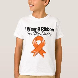 Daddy -I Wear Orange Ribbon Stylish Tees
