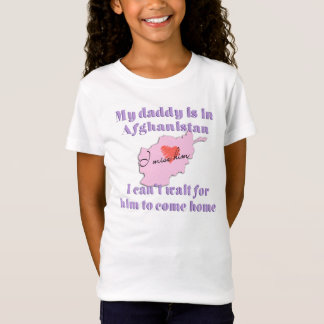 Daddy in Afghanistan T-Shirt